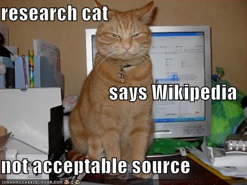 LOLcat: Research Cat